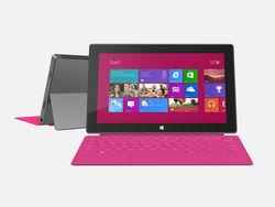 Microsoft показала в работе новые планшеты Surface