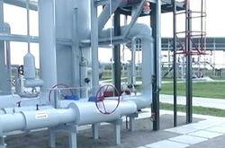Украина начала использовать газ из подземных хранилищ