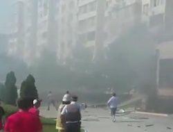 В Махачкале взорвался ресторан, три десятка пострадавших