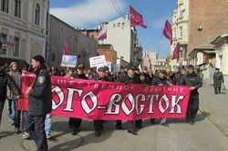 В Харькове через суд запретили пророссийские митинги
