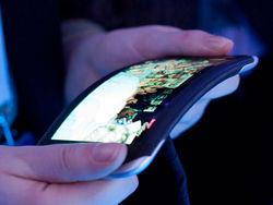 Смартфон с изогнутым экраном