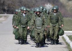 Литва готовится к борьбе с «зелеными человечками»
