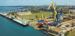 Заказы из России могут спасти судостроительные верфи Украины