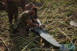 Собранный радиолюбителями Киева беспилотник помогает артиллеристам АТО