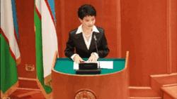 Главой Сената Узбекистана стал бывший прокурор