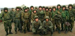 200 «трактористов» из Бурятии подорвались на собственной базе в Суходольске