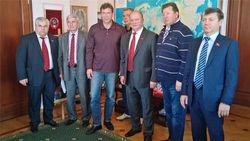 Сбежавший из Украины Олег Царев решил пойти в российскую Думу