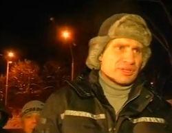 Кличко начал объединять Украину с Донецка