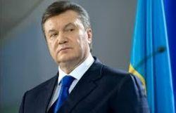 Блокада Межигорья не помешала Януковичу прибыть на свое рабочее место
