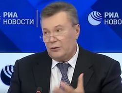 Янукович пожалел о соглашении с европейцами – «кинули как лоха»