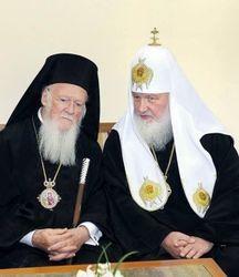 Глава РПЦ Кирилл назвал конфликт на Донбассе войной против православных
