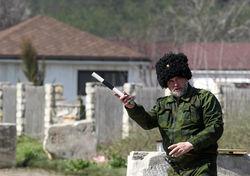 МВД России не хватает денег на создание полиции в Крыму