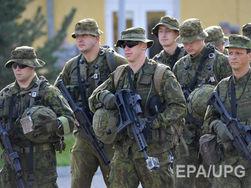 600 военных США направляются в Польшу и Балтию для участия в маневрах