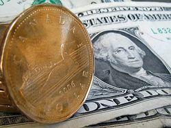 Курс доллара продолжил расти к канадцу на Форекс на 0,08% после заседания Банка Канады