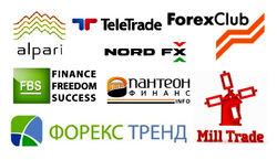 Alpari, Forex Trend и TeleTRADE названы самыми популярными брокерами СНГ апреля 2014 г