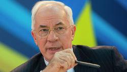 Азаров: для безвизового режима с ЕС Украина должна узаконить однополые браки
