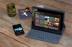 Sony презентовала основного конкурента Surface Pro