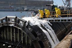 В России горела атомная субмарина