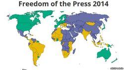 Ситуация со свободой прессы в мире ухудшилась – Freedom House