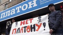 Когда забастовку дальнобойщиков покажут по российскому ТВ