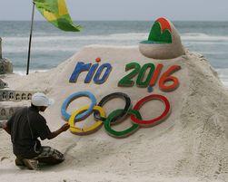 Необычные профессии во время Олимпиады в Рио