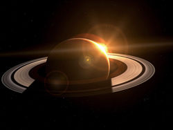 Космический зонд Кассини открыл новые тайны Титана, спутника Сатурна