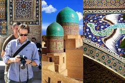 В 2013 году Узбекистан посетило около 600 тысяч иностранных туристов