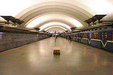 В метро Петербурга после массовой драки разгромили станцию, - убытки считают