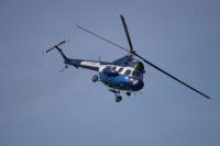 В Республике Калмыкия потерпел катастрофу вертолет