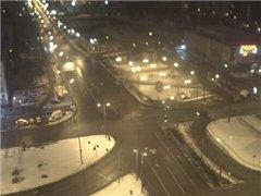 В центральной части Москвы произошло крупное ДТП