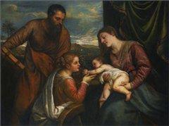 Картину Тициана «Мадонна с младенцем» продали за 16,9 млн.долл