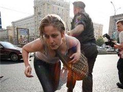 Задержанную на Триумфальной пл. могут осудить