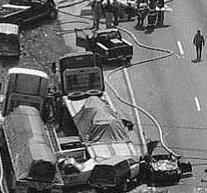Убытки от ДТП: в Перми не разминулись 40 автомобилей
