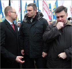 Порошенко: украинская оппозиция и США выработали конкретные антикризисные меры