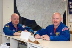 Вместе с космонавтами-близнецами НАСА проведет новый эксперимент на МКС