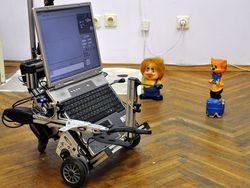 «Разумный» робот создан учеными в Украине
