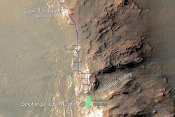 Новые открытия марсохода – Opportunity обнаружил неизвестные породы