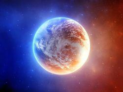 Нарождающаяся Земля проглотила другую планету – гипотеза