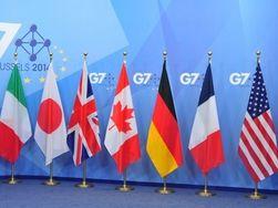 Новости с саммита G7 обвалили рубль