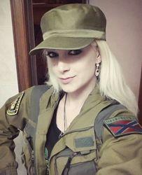 Участница реалити-шоу «Дом-2» Наталия Хим записалась в боевики ДНР