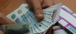 Из-за обвала рубля суммы взяток в Москве выросли вдвое