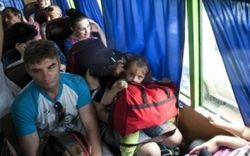 Россия хочет интегрировать беженцев из Украины в свое общество