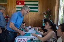 Президентом Абхазии после первого тура выборов может стать Хаджимба