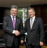 Президент Финляндии готов помочь Украине в сложной ситуации