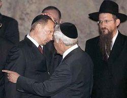 Евреи Украины в открытом письме обвинили Путина во лжи