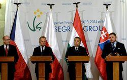 Чехия, Польша, Словакия и Венгрия готовы открыть границы для украинцев