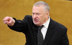 В Казахстане от властей требуют объявить Жириновского персоной нон грата