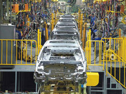 Автопром Узбекистана существенно нарастил объемы производства