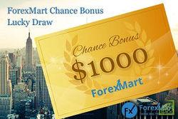 Брокерская компания FOREXMART запустила промо-акцию «РОЗЫГРЫШ $1000»