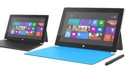На сайте Amazon был замечен планшет Microsoft Surface Mini